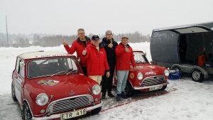 Rauno Aaltonen Rally Sweden