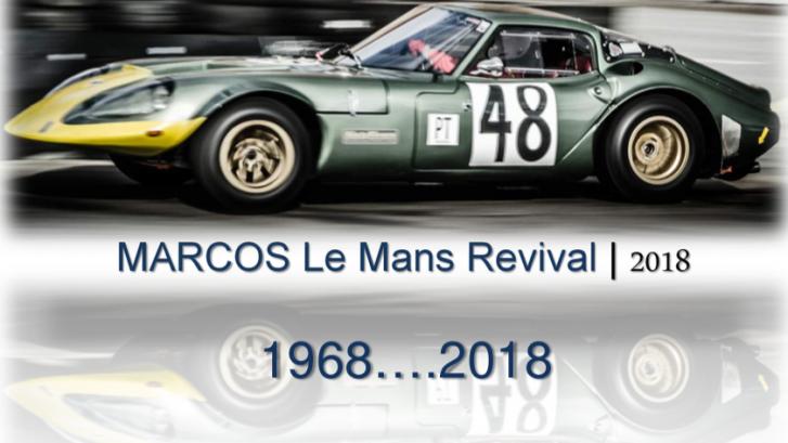 Marcos Le Mans Revival